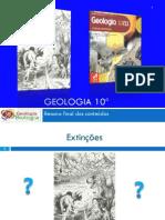 Powerpoint nr. 31 - Resumo da Matéria de 10º ano (Geologia)
