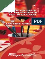 Pinceaux Role