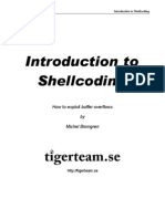 Intro to Shell Coding