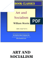 art and socialism by william morris preview