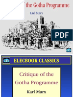 critique of the gotha programme by karl marx preview