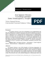 Perfil de José Ignacio Moreno