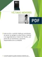 VICTIMAS MENORES