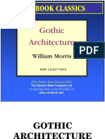 gothic architecture by william morris preview