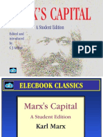 marx's capital - a student edition by karl marx preview