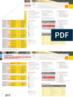 Guía de Conversión 06 Gadus (Grasas)