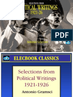 selections from political writings 1921-1926 by antonio gramsci preview