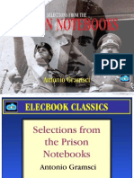 selections from the prison notebooks by antonio gramsci preview