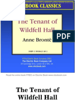 the tenant of wildfell hall by anne brontë preview
