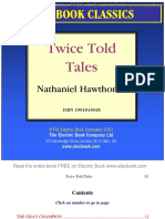 twice told tales by nathaniel hawthorne preview