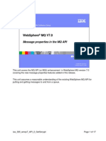 WMQ v7 API