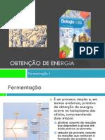 PPT 3 - Fermentação 1