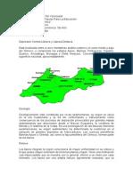 REGIÓN CENTRAL LLANERA Y LLANURA DELTAICA