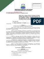 LEI COMPLEMENTAR Nº 155 de 28-12-2007 15-43-10
