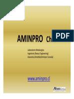 10 AMINPRO Chile Pruebas Reactivos, R. Amelunxen