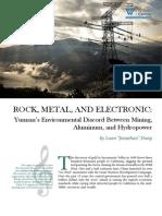 Rock, Metal & Electronic