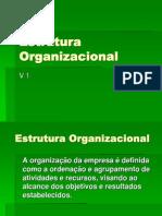 Estrutura Organizacional 1