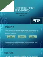 PLAN DIRECTOR - DENIS A. SÁNCHEZ