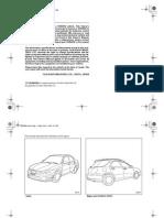 Subaru Impreza Owners Manual 2007 | Seat Belt | Airbag