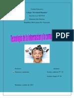 Informatica Tecnologia y Informacion