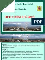 Capacitación Inglés Industrial HEE Consultores