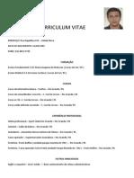 Curriculum Vitae Alex
