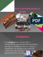 Congresos Convenciones y Ferias