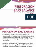Diapositivas de Perforacion No Convencional