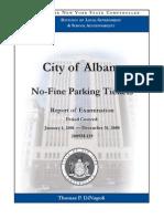 Parking Audit