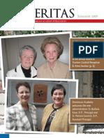 Veritas Summer 2009 Edition
