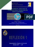 Ing_ Marcelo González - Pavimentos básicos y asfaltados reciclados espumados