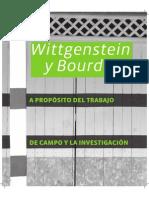 Arenas, M - Acerca de Wittgeinstein y Bourdieu
