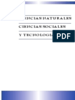 Ciencias Sociales, Naturales y Tecnología Inicial