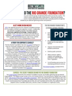 NM - Who Is Behind The Rio Grande Foundation