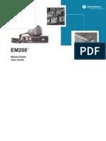 Manual EM200 UG Eng