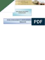 etude hydraulique et hydrologique d'une bassin versante.pdf