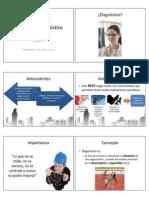 1- Qué es el Diagnóstico Industrial