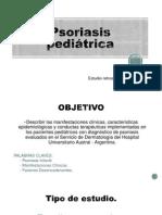 Psoriasis pediátrica