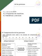 1. Políticas de mantenimiento (Remuneraciones)