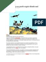 Bucaramanga No Puede Seguir Oliendo Mal Martes 05 de Noviembre de 2013
