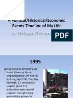 melissa hernandez a politcal timeline of yourlife project7