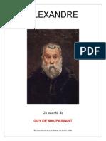 ALEXANDRE, de Guy de Maupassant