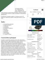Carbono – Wikipédia, a enciclopédia livre