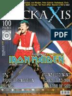 Rockaxis #76 Marzo 2009