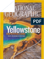 National Geographic August 2009 (English)