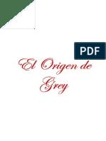 El Origen de Grey