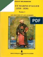Marine Et Marins dAlger (1518-1830) _ Moulay BELHAMISSI