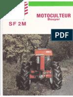 Bouyer SF2M Brochure