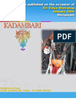 Page Number Durga Saptashati .................... Guruji Sri Amritananda Reflections On
