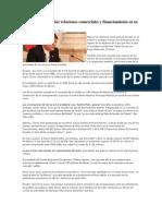Correa Busca Ampliar Relaciones Comerciales y Financiamiento en Su Gira